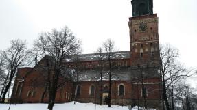 Die Kirche in Turku