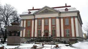 Bibliothek Turku