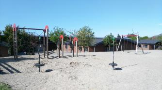 Auf dem Schulhof