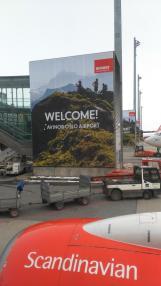 Willkommen in Oslo