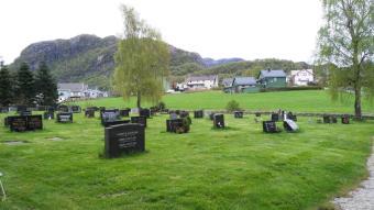 Friedhof von Høle