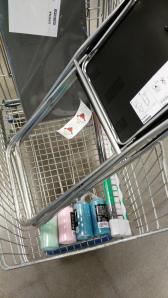 Unsre Einkäufe bei IKEA