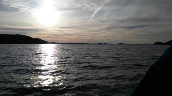 Blick Richtung Stavanger