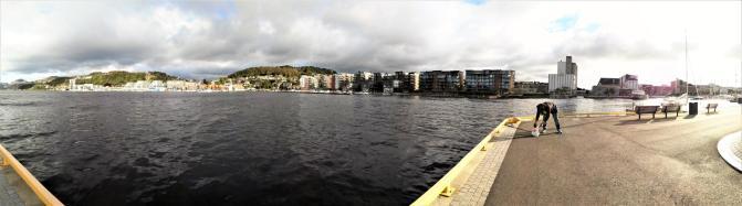 Sandnes Hafen