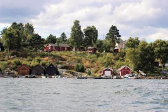 So viele schöne Hütten