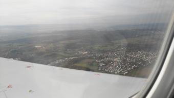 Kurz vor Stuttgart