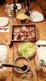 Lecker Abendessen