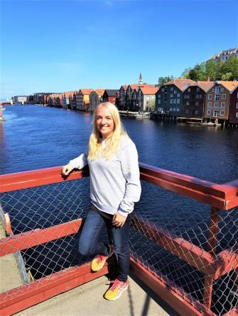 Ich liebe Trondheim <3