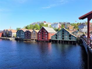 Tschüss Trondheim - danke für die schöne Zeit!