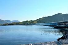 Die Brücke fand ich auch sehr toll!