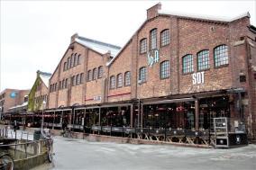Erinnert mich ein bisschen an Hamburg