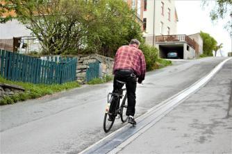 Der Fahrradlift