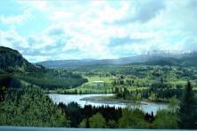 So hab ich mir die Landschaft damals vorgestellt als ich nach Norwegen gezogen bin.