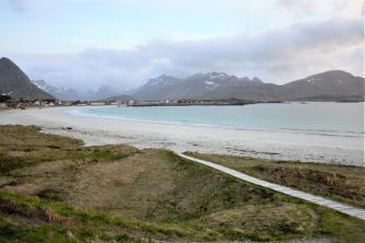 Ramberg Strand - schon allein wegen diesem Strand würde ich gerne mal wieder hier herkommen