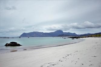 Strand vor Eggum