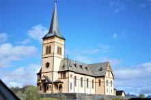 Kirche in Svolvær