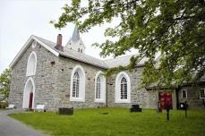 Die Kirche in Brønnøysund